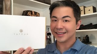 Tatcha Skin Care Products Review and Unboxing