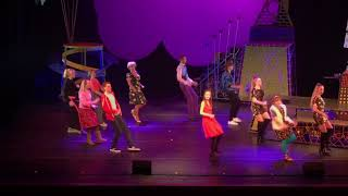 Lieke van den Akker speelt Tina the Musical