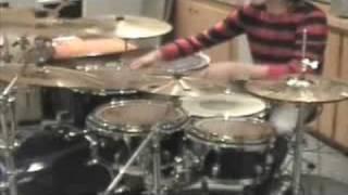 Larger Than Life Drum Interpretation