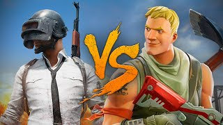 The Biggest Differences Between Fortnite And Pl...