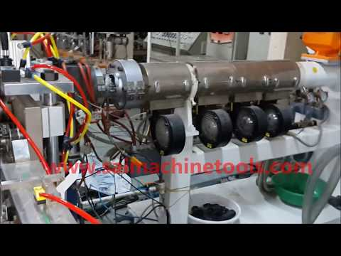 flat drip tube extrusion line by sai machine tools Indore