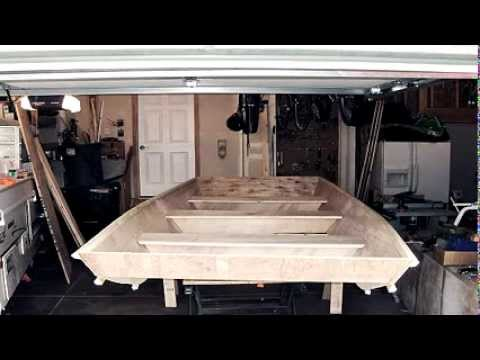 wooden boat plans - YouTube