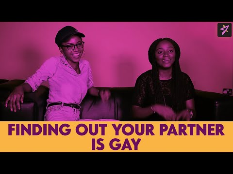 Finding Out Your Partner Is Gay - Guys, Gossip & Other Girls