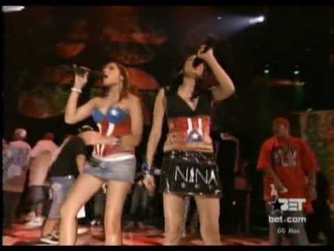 NORE Ft Nina Sky,Daddy Yankee & Gem Star Oye Mi Canto Live @ Source Awards 11 30 04 svcd 2004 imv