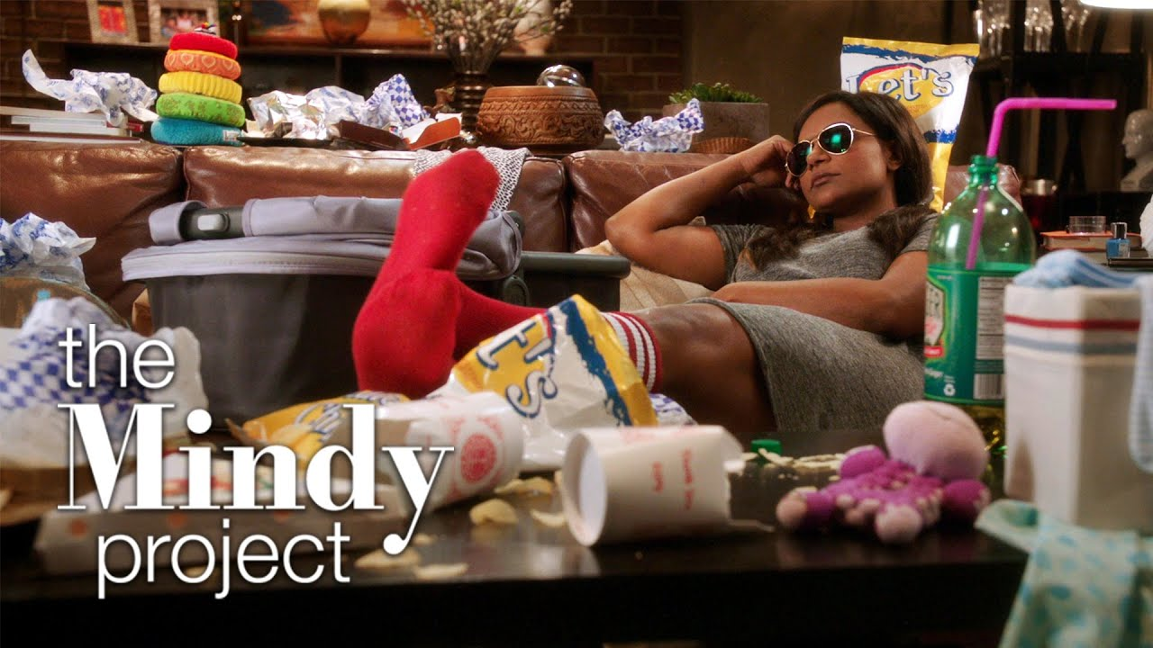 Download Mindy The Stay at Home Mom - The Mindy Project