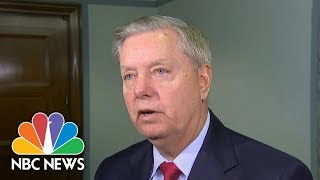 Lindsey Graham Sounds Off: