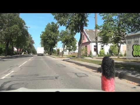 Utena Litauen 5.8.2014