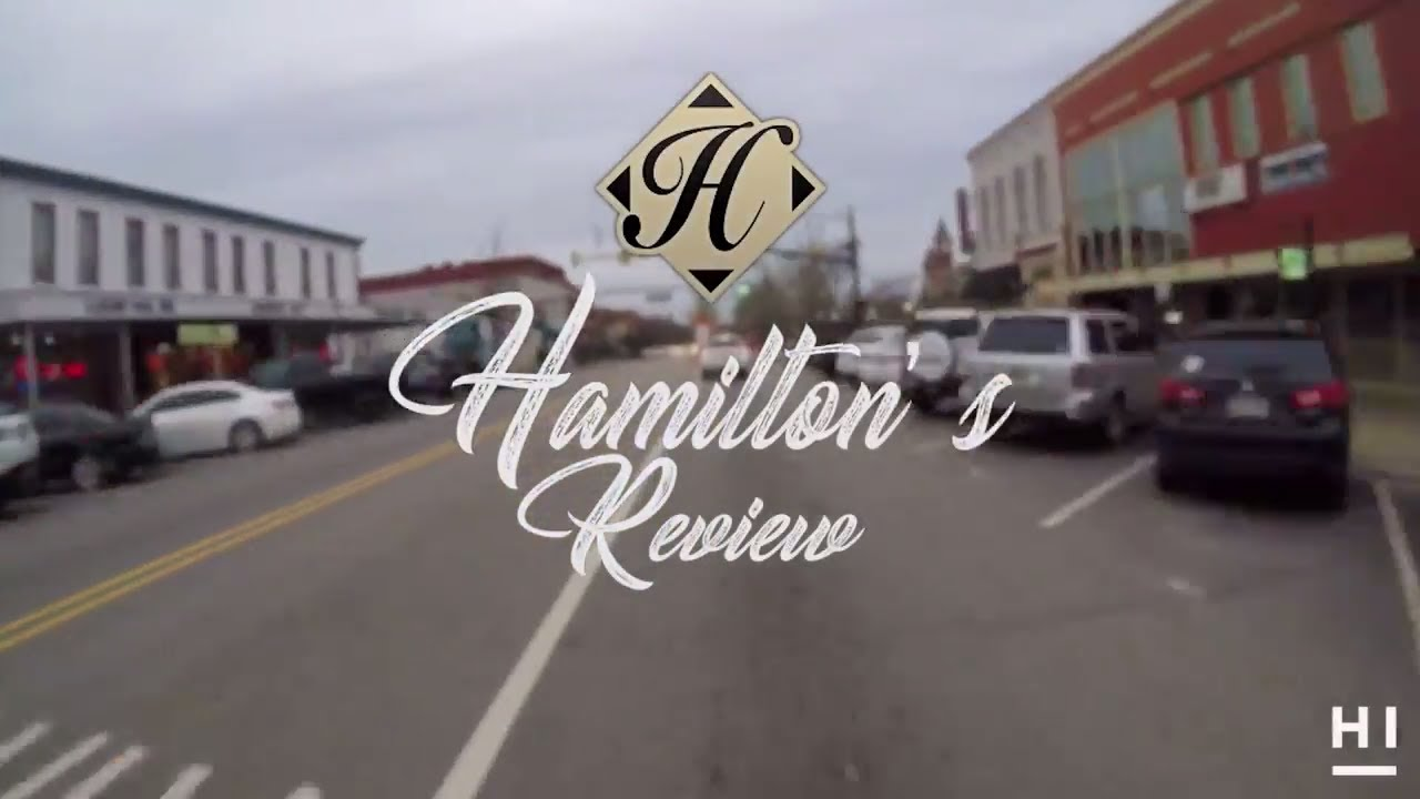Is This The Best Restaurant In Town Hamiltons Review 2018