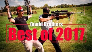 Best Trick Shots of 2017 ???? Gould Brothers