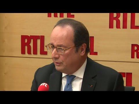 François Hollande invité exceptionnel de RTL, jeudi 14 décembre