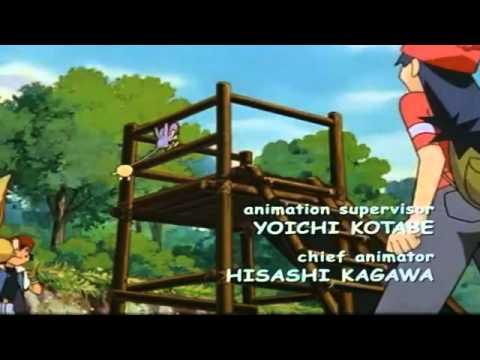 Pokémon The Movie 3   Opening Scene   Spell of the Unown   YouTube