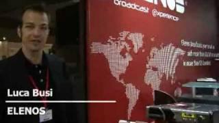 IBC 2009 - Intervista a  Gianluca Busi - Elenos Thumbnail