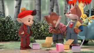 熊寶寶魯伯特 | 魯柏與逗趣打嗝 | 兒童卡通 | 兒童影片