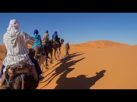 Traveling Morocco