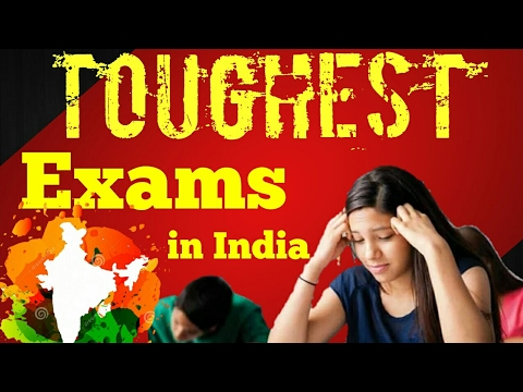 Top 10 Difficult or Hardest Exams in India