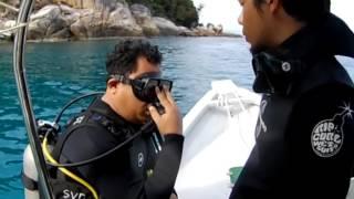 Scuba Diving Course at Sea Voice Divers Perhentian Island