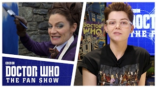 Ice Warriors, Series 10 Latest & LEGO Daleks! - Doctor Who: The Fan Show
