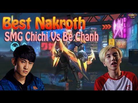 Đâu Là Best Thách đấu Nakroth Thế Giới - Nakroth Siêu Việt | GTV Bé Chanh vs Smg Chi Chi