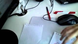 Видео урок:как нарисовать бантик по клеточкам
