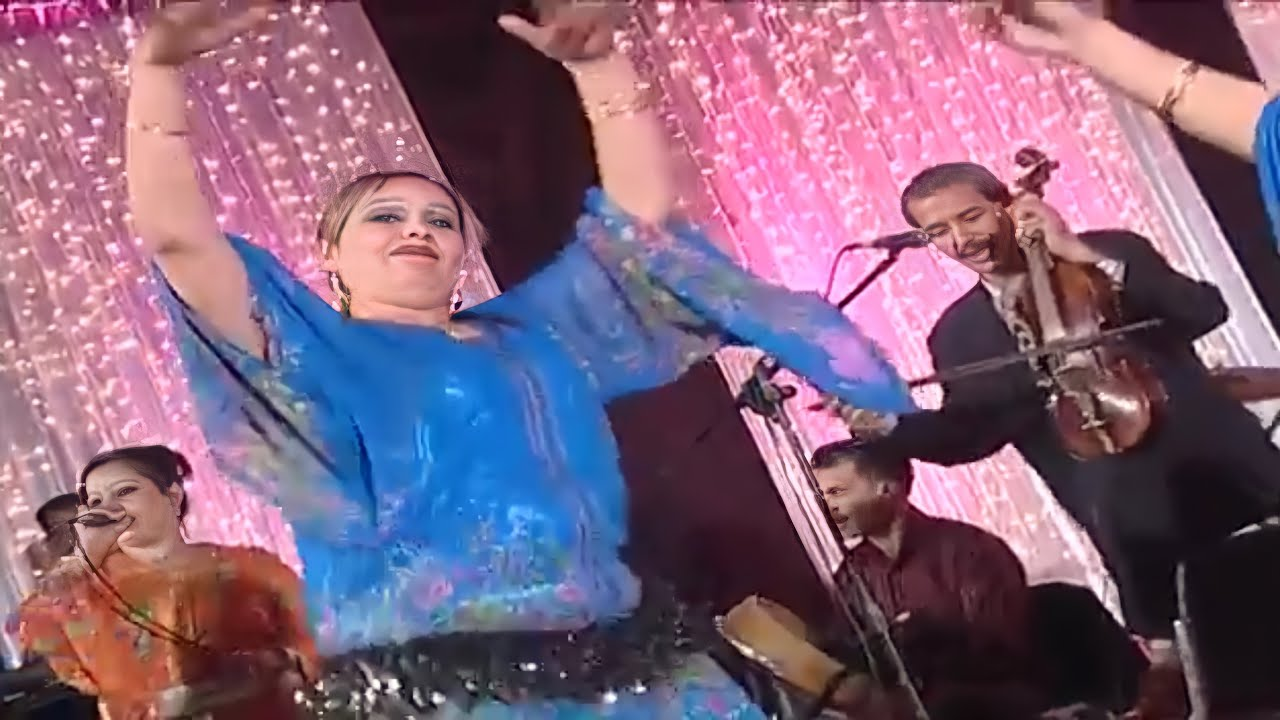 KAMAL ABDI - كمال العبدي - AALWA ET ZAARI    Maroc,chaabi,nayda,hayha, jara,alwa,100%, marocain