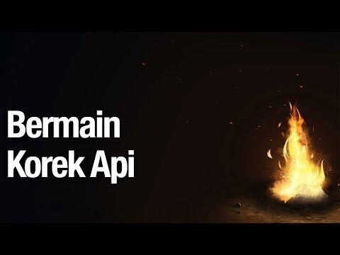 Bermain Korek Api - Ustadz Abdullah Zaen, MA
