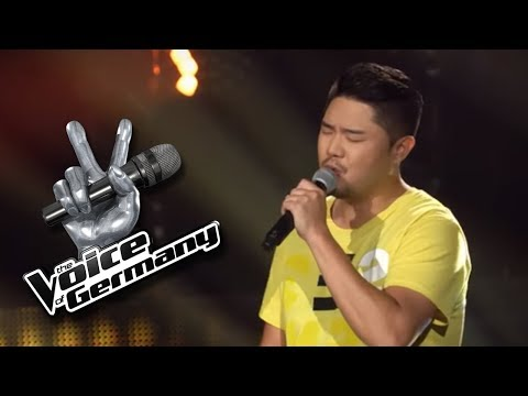 Eagles - Desperado | Dae-On Jung | The Voice of Germany 2017 | Blind Audition
