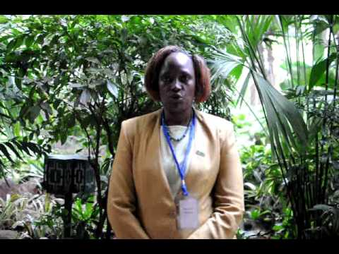 Interview with Dr. Alice Kaudia, Kenyan Environment Secretary