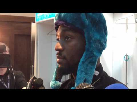 Hornets guard Kemba Walker on his shooting touch