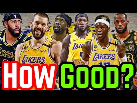 Just How Good Are The NEW L.A Lakers?