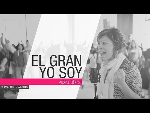 JULISSA | El Gran Yo Soy  [Official Video]