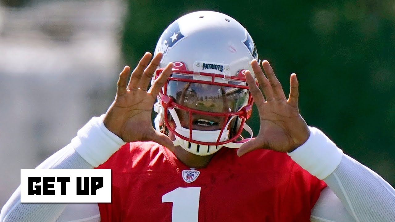 When will we know Cam Newton is the Patriots' lone starting QB? | Get Up