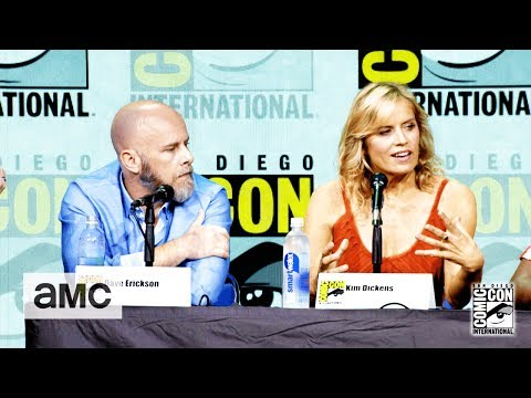 Fear the Walking Dead: 'Kim Dickens on Madison's Past' ComicCon 2017 Panel
