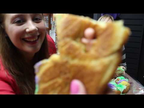 Episode 6: King Cake for Mardi Gras in New Orleans.