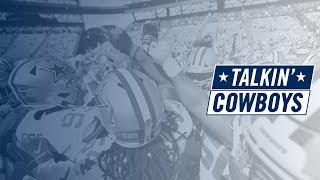 Talkin' Cowboys: Who's Separating Themselves? | Dallas Cowboys 2019