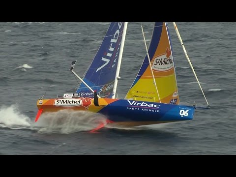 World on Water Vendee Globe Report Jan 14 17 Day 69