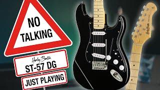 Harley Benton - No Talking - ST-57 DG - Just Playing