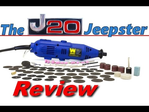 101pc. Wen Rotary Tool model 2307 Review