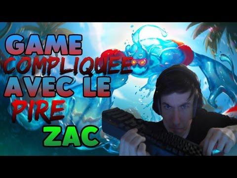 👉 Zap of Sardoche - Une game compliquée...