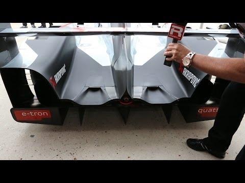 RACER: Audi R18 e-tron quattro Aerodynamics with Brad Kettler