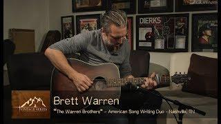 Vintage Dreadnought Acoustic Guitar Ft. The Warren Brothers | Luna Guitars