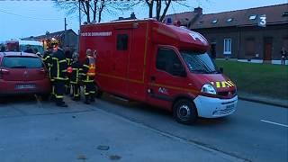 Quatre morts, dont deux pompiers dans un incendie à Estrée-Blanche