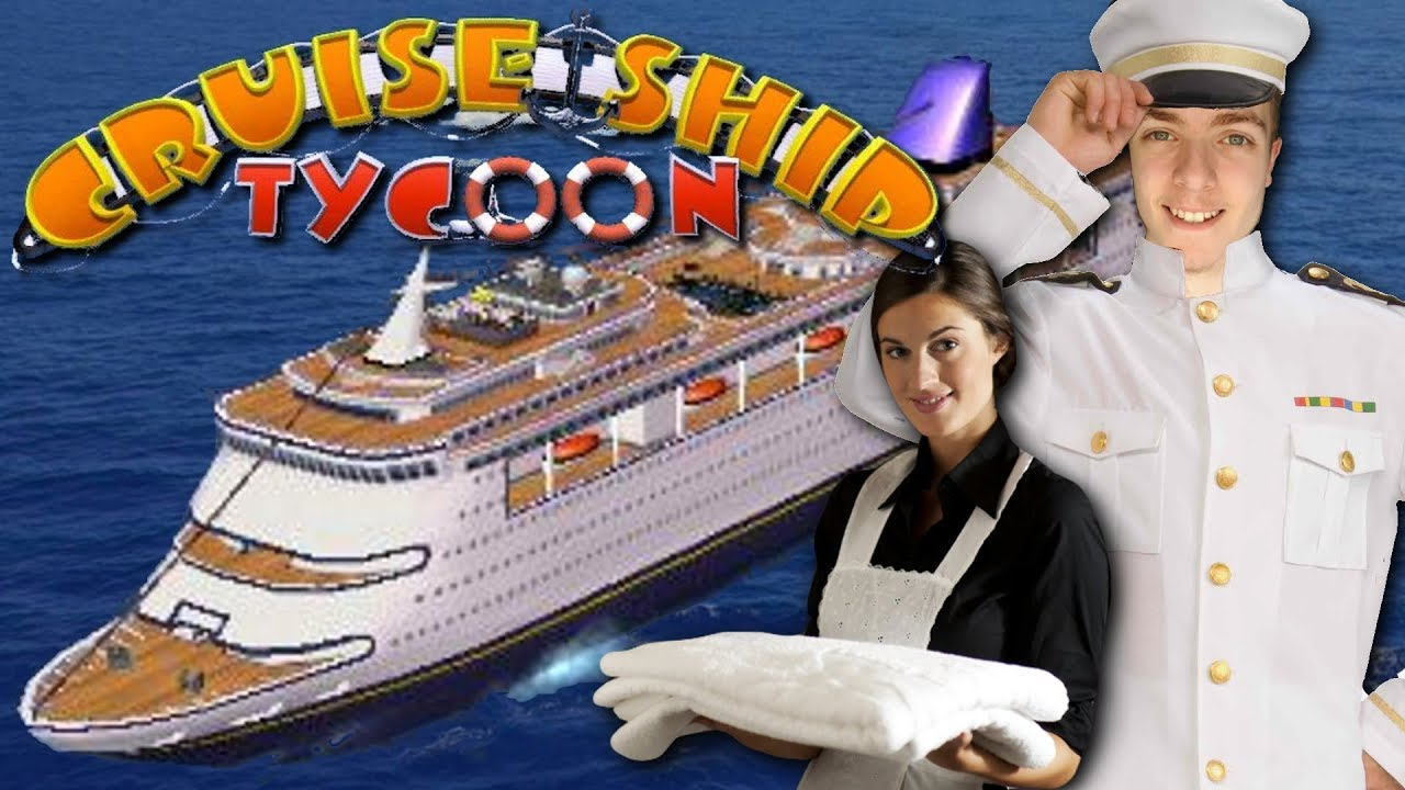 MY MAIDEN VOYAGE Cruise Ship Tycoon Gameplay Part YouTube - Cruise ship tycoon