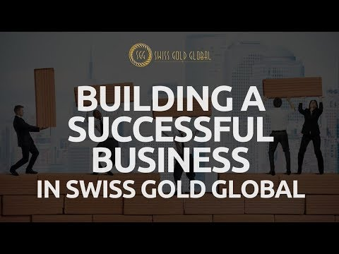 Swiss Gold Global 2017 CEO Review and 2018 Future Outlook