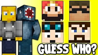 Minecraft - Guess Who?! - W/AshDubh