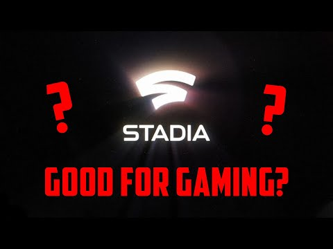 The Darkside of Project Stadia