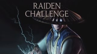 Mortal Kombat X (iOS/Android) RAIDEN CHALLENGE Lets play Gameplay