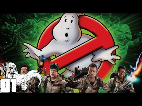 GHOSTBUSTERS: The Video Game!!!  Part 1 - 1080p HD PC Gameplay Walkthrough