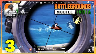 BATTLEGROUNDS MOBILE INDIA Android Early Access Gameplay - Part 3 screenshot 1