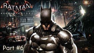 Batman - Arkham Knight - Part #6 Erste Geisel in ACE Chemicals befreit
