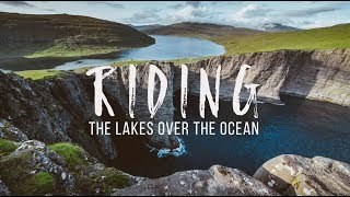 Faroe Islands Riding The Lakes Over The Ocean